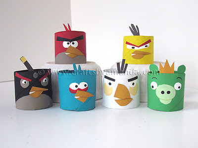 Angry Birds party ideas 3