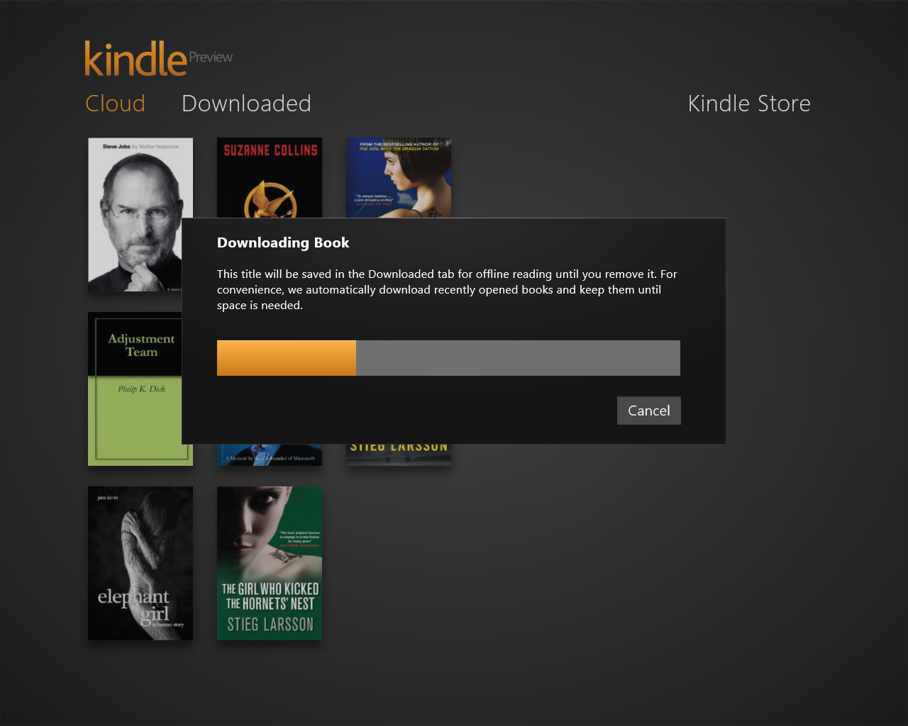 Where is my Ebook that I just bought from Amazon Kindle to ...