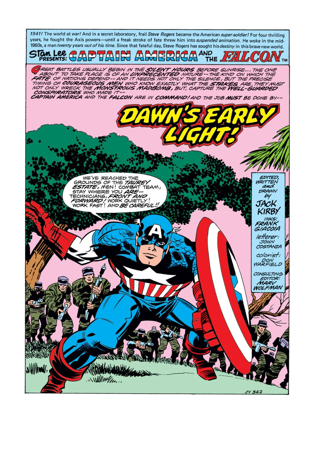 Captain America (1968) Issue #200 #114 - English 2