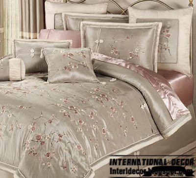 modern soft duvet cover sets bedding, embroidered duvet cover