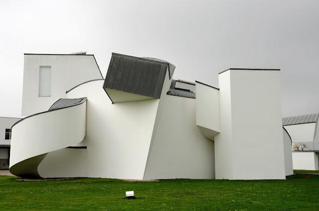 vitra design museum ghery visit