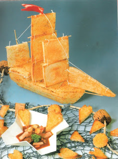 bateau a pain angnlais