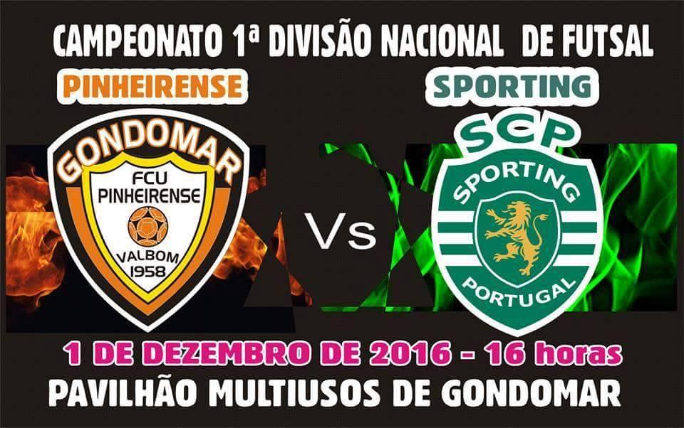 Futsal em Gondomar