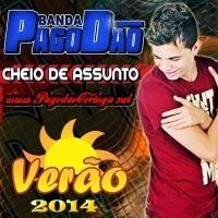 CD Cheio de Assunto Lançamento Verão 2014