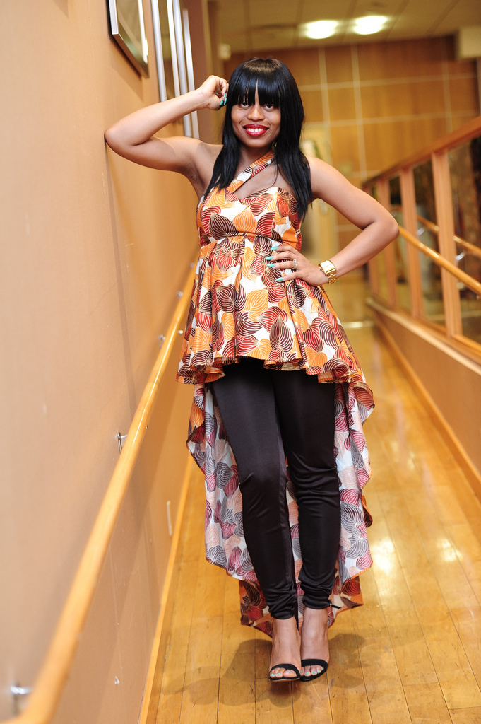 Learn To Sew This Lovely Ankara Maternity Styles |