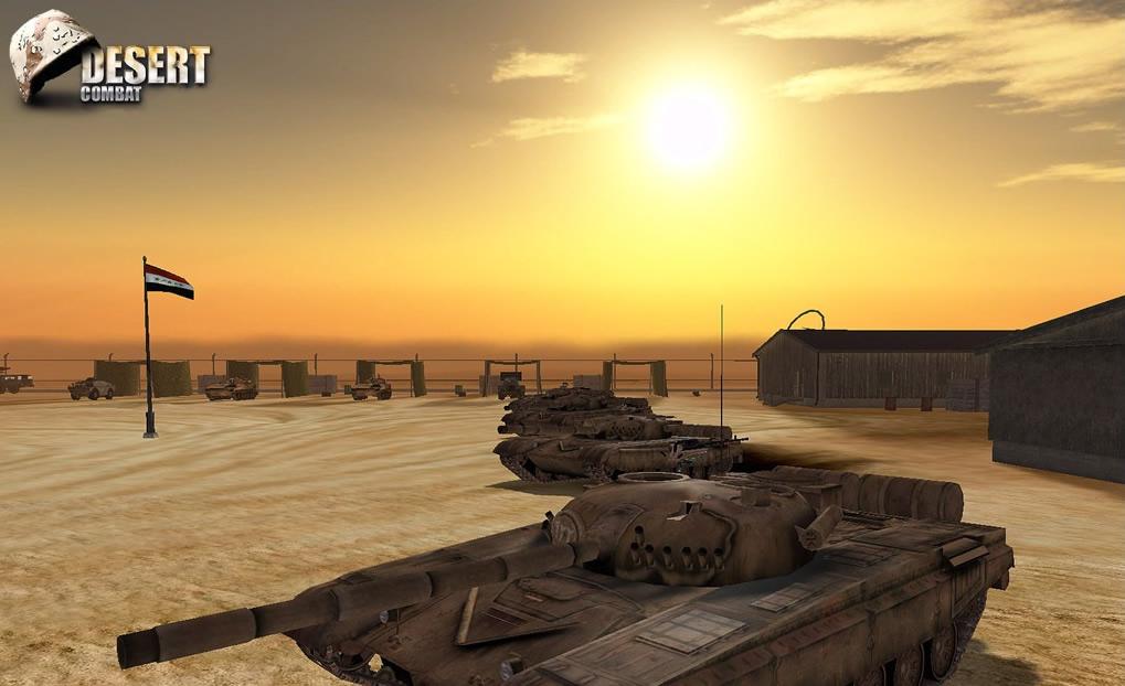 Battlefield 1942: Desert Combat um dos melhores mods já lançados