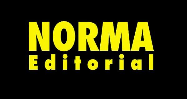 Norma Editorial: Novedades Diciembre de 2014