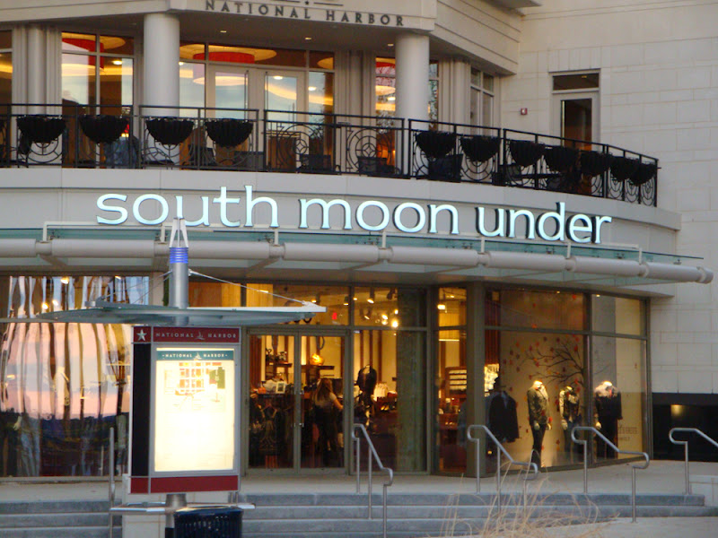 South moon under coupon code
