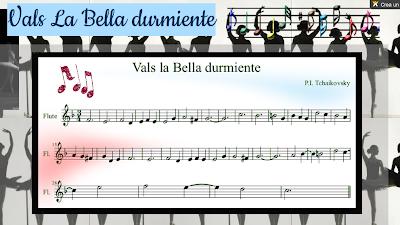 http://profedemusicaeso.wix.com/vals-bella-durmiente