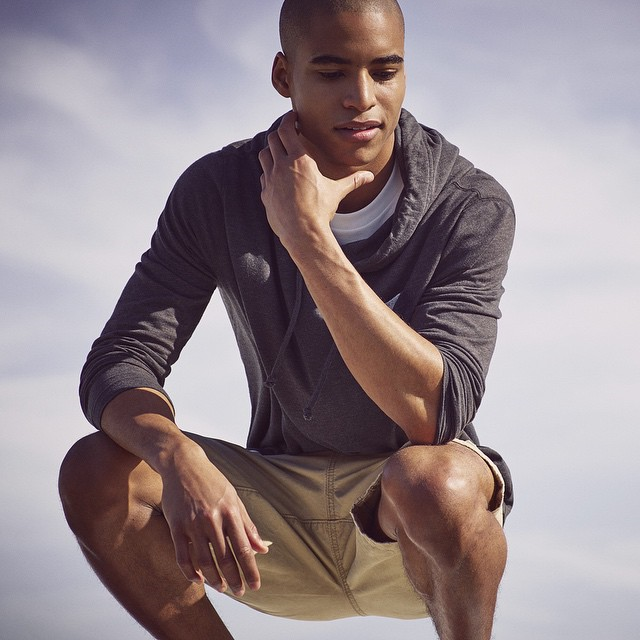 The Sitch on Fitch: Models PROFILED!   Malik Lindo...