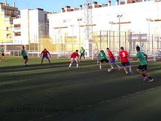 Resultados Futboleros del Campeonato de Verano de Fútbol 7 Ciudad de Isla Cristina