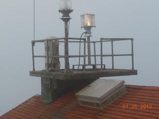 lighthouse foghorn