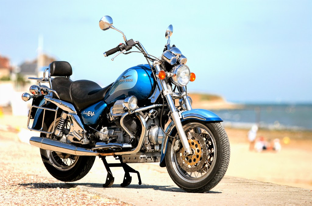Moto Guzzi California Ev Touring Super Motorcycels