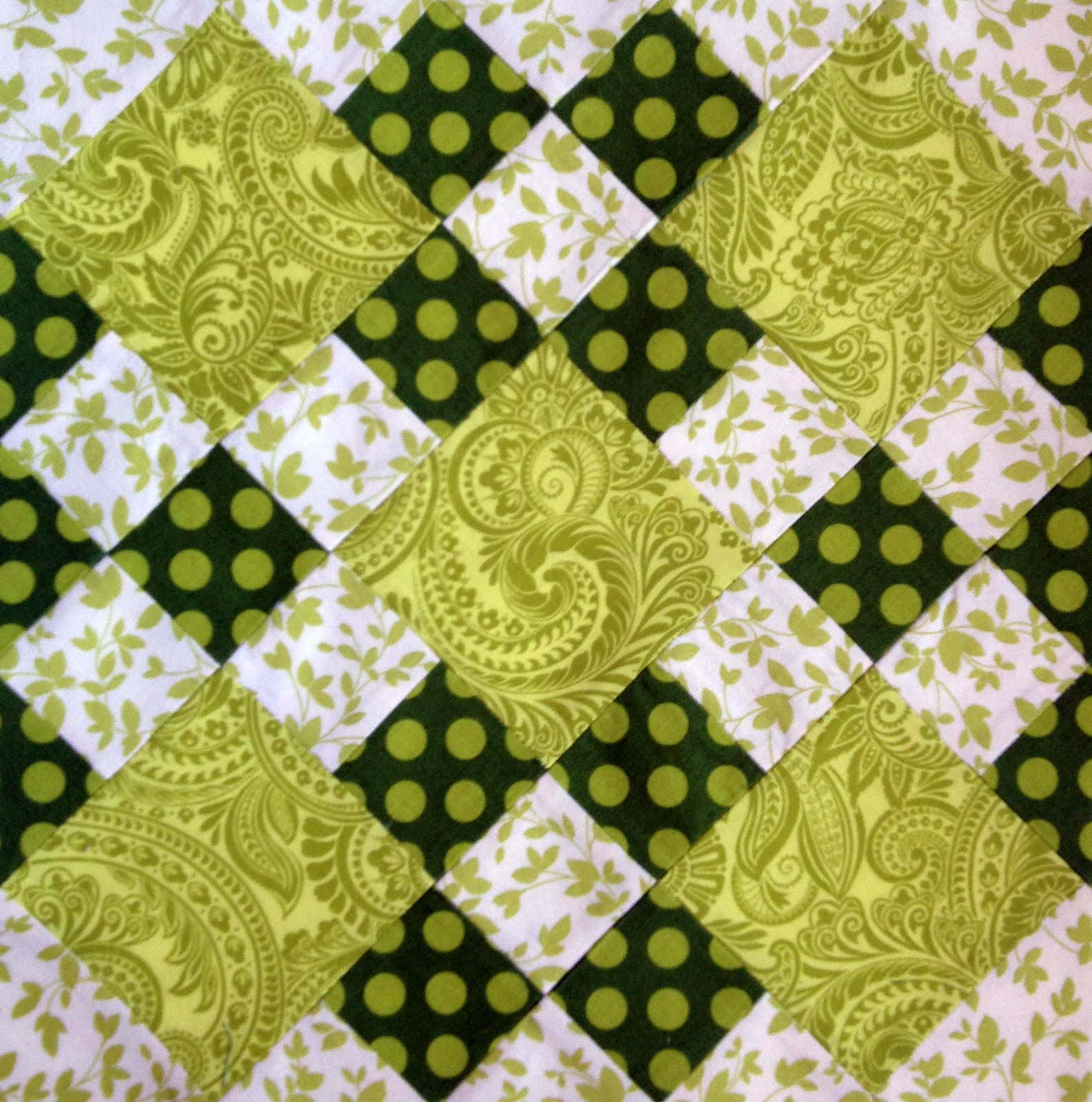 Starwood Quilter: Broken Irish Chain Quilt Block : irish quilt blocks - Adamdwight.com