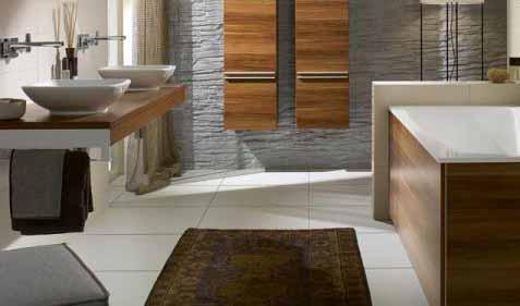 Model Desain Interior Kamar Mandi Mewah