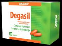 Imaginea produsului Degasil care trateaza flatulenta