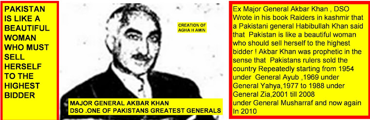 THE CENTRAL TENET AS VIVIDLY AND GRAPHICALLY DESCRIBED BY A LEADING PAKISTANI IN 1950S