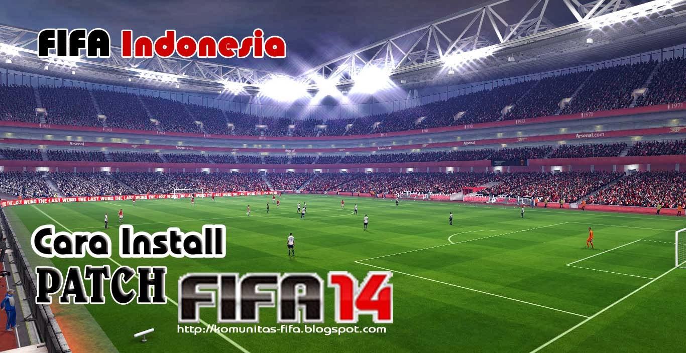 ANDRA SOFTWARE: Cara Install Patch FIFA 14 Moddingway