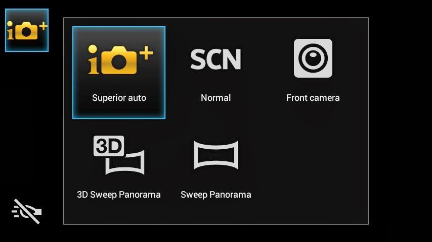 MOD Camera ICS CyberShot V.7.1.2