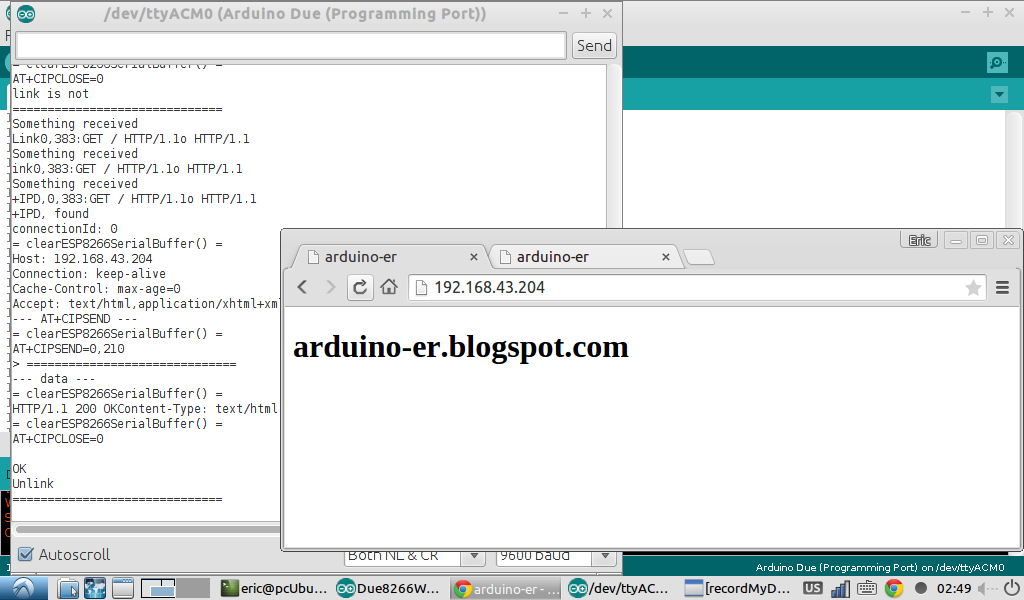 arduino as a web server Simple webserver is a small but flexible library for arduino and esp8266 that  implements a basic http server that supports straightforward api calls.