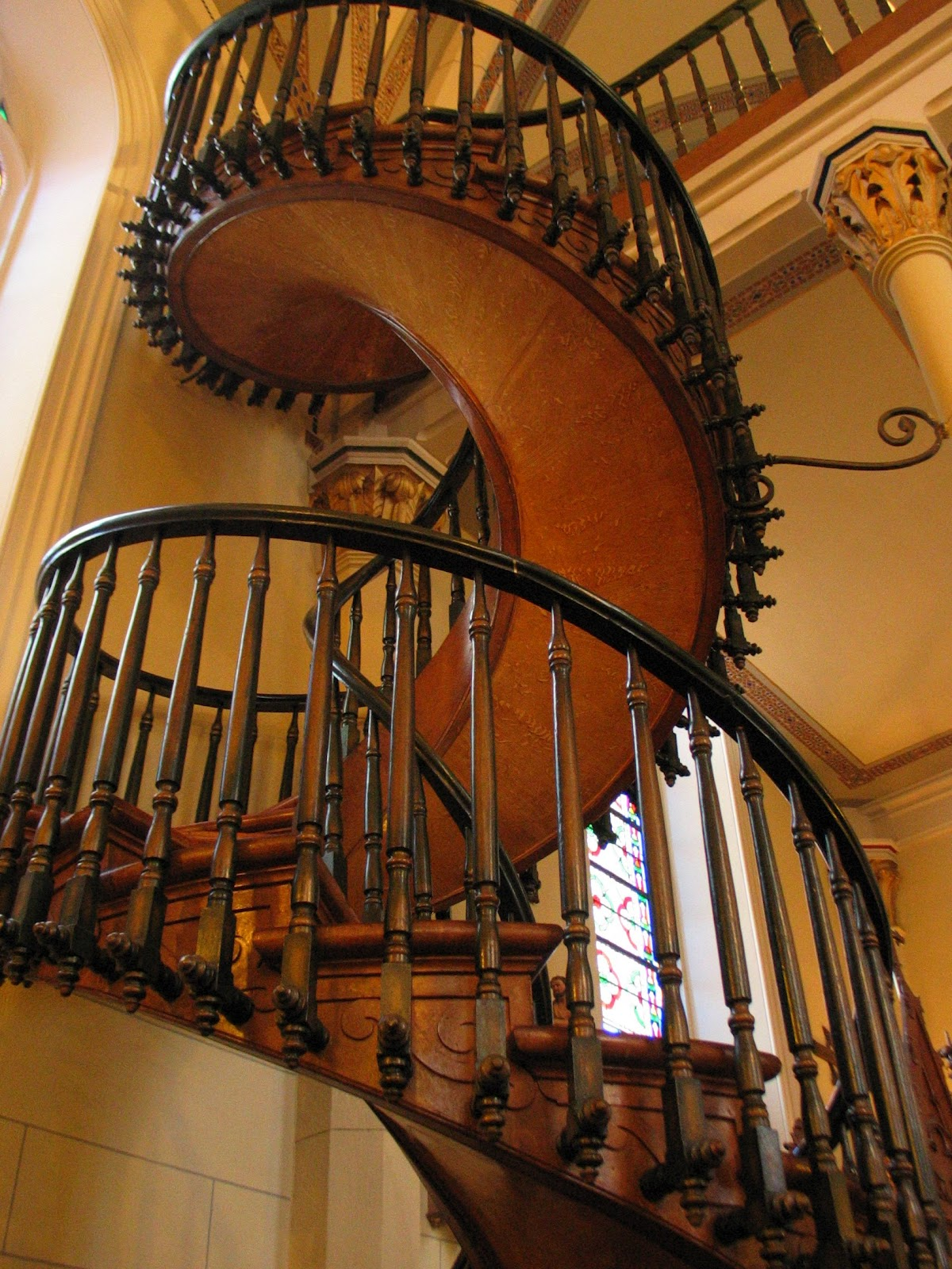 Infallible Catholic Miraculous Staircase Of Saint Joseph