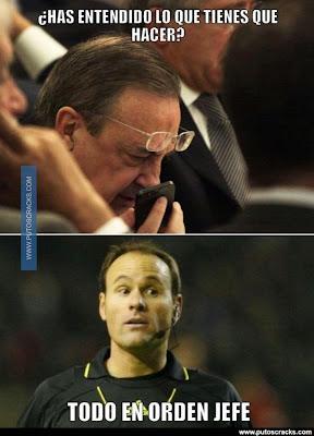 Memes Florentino Pérez