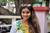 Colors Swathi photos at Tripura Movie Interview-thumbnail-7
