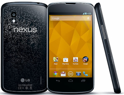 LG Nexus 4 Powered by Google