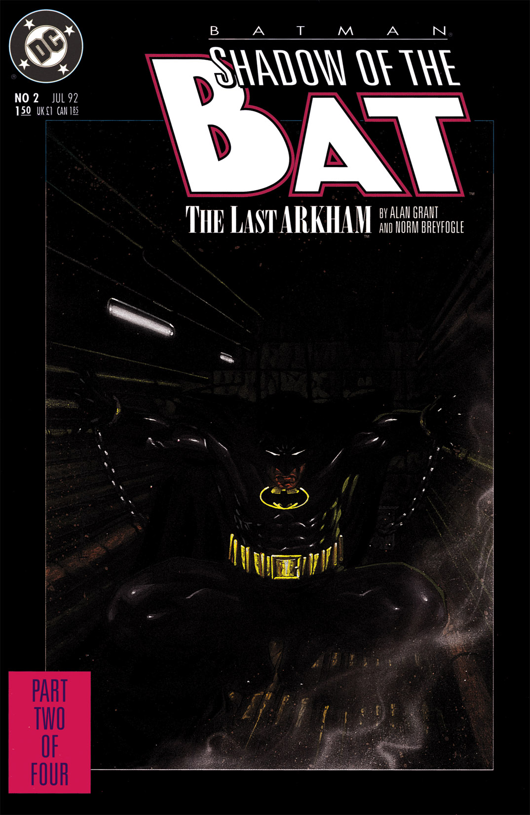 Batman: Shadow of the Bat 2 Page 1