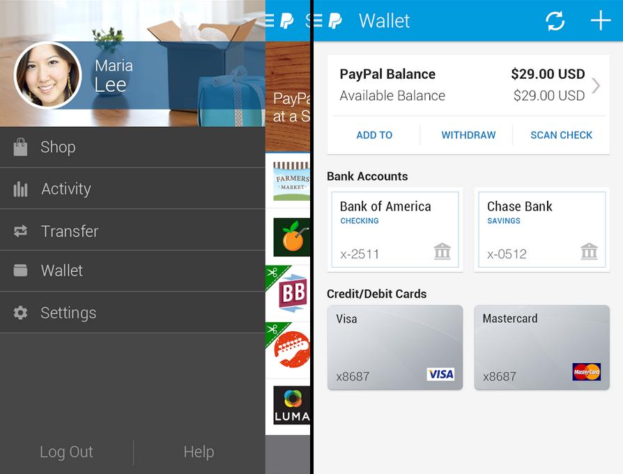 PayPal APK / APP Download