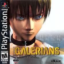 Galerians - PS1 - ISOs Download
