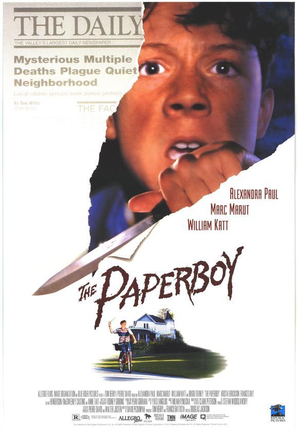 The Paper Boy movie