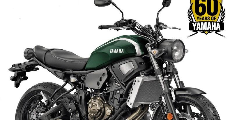 Sports Cycle Yamaha XSR700 MT 07 Sport Heritage