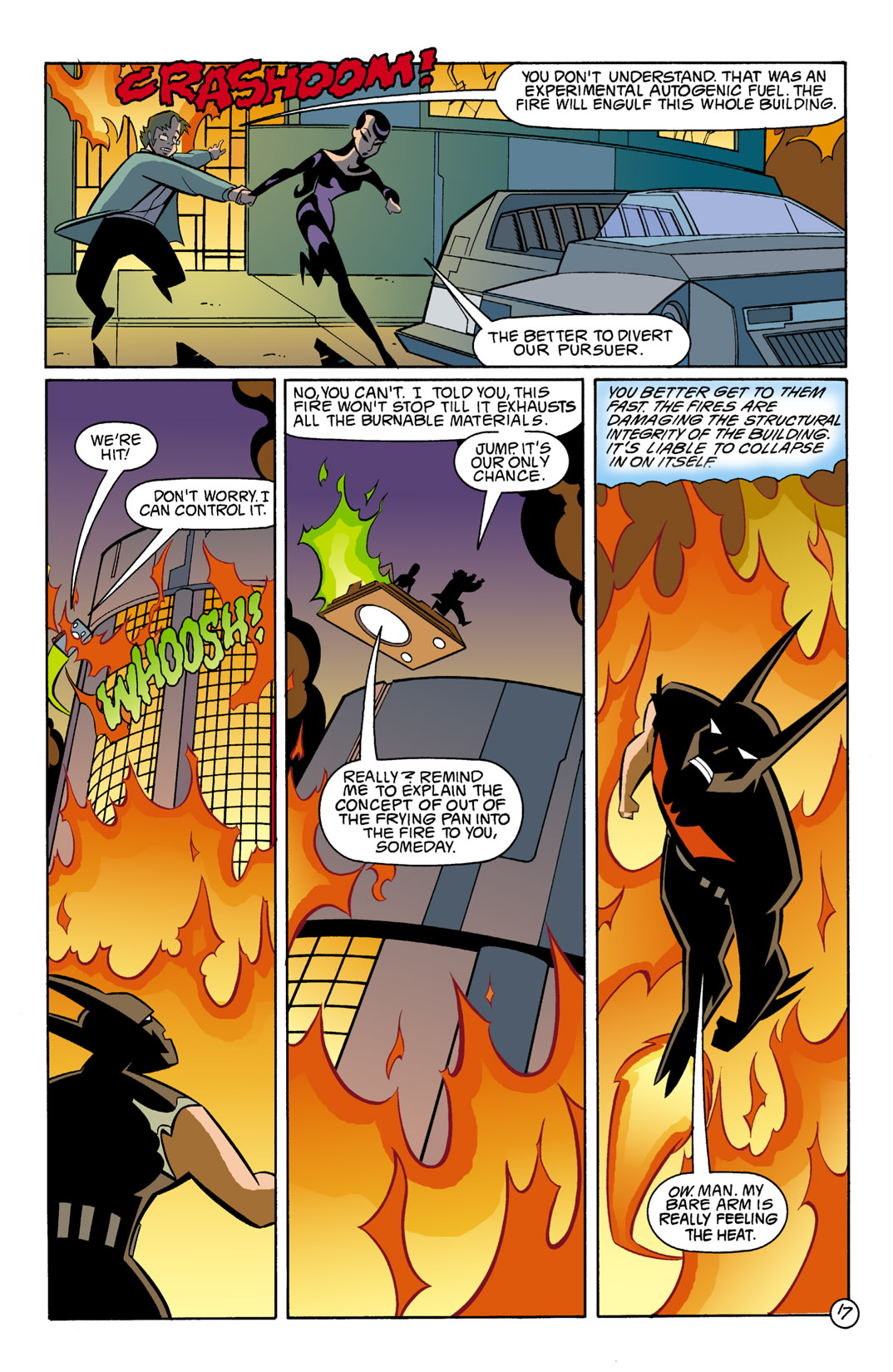 Batman Beyond [II] Issue #2 #2 - English 18