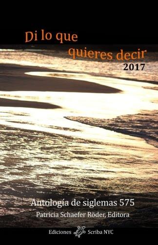 CÓMPRALO AQUÍ: DI LO QUE QUIERES DECIR 2017