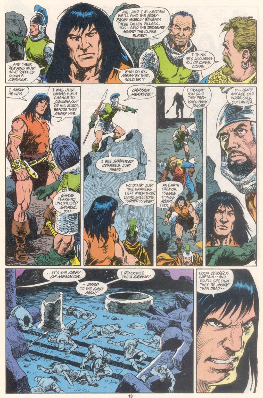 Conan the Barbarian (1970) Issue #255 #267 - English 10