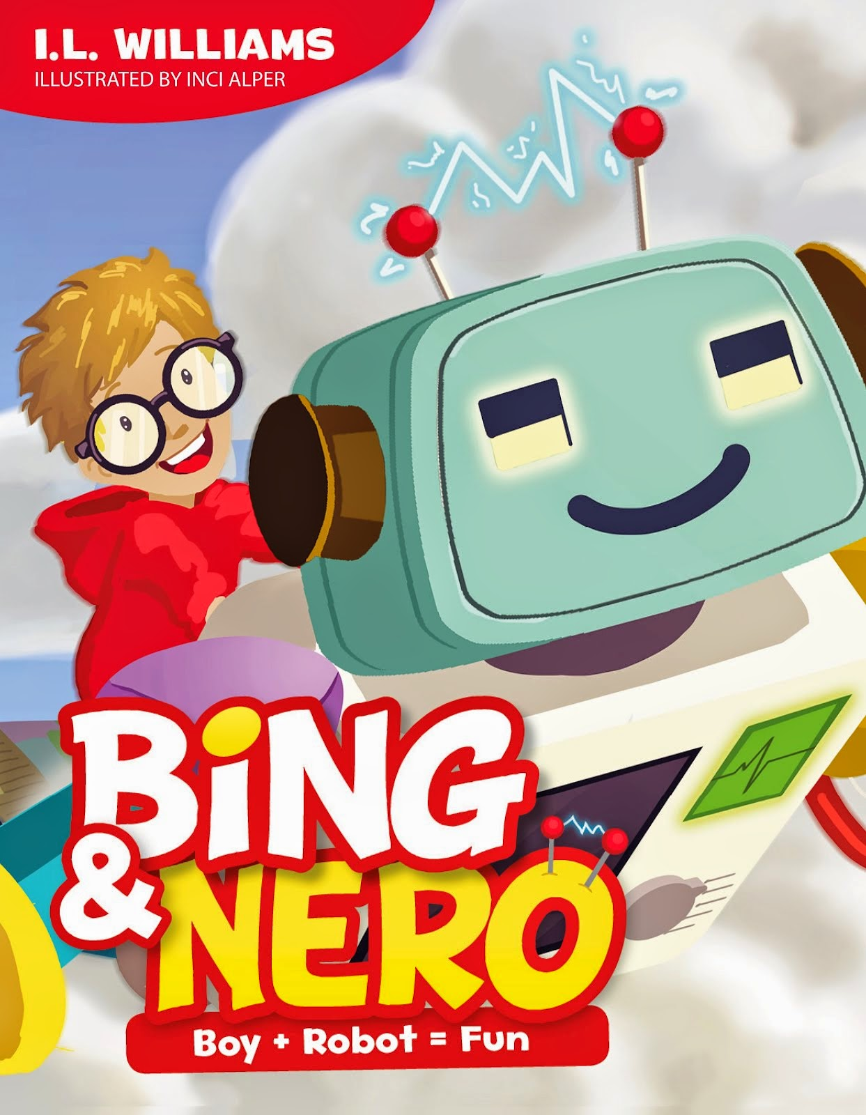 Celebrate creativity with Bing & Nero!