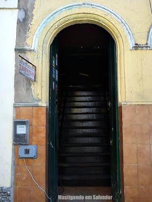 Restaurante Torremolinos: Entrada