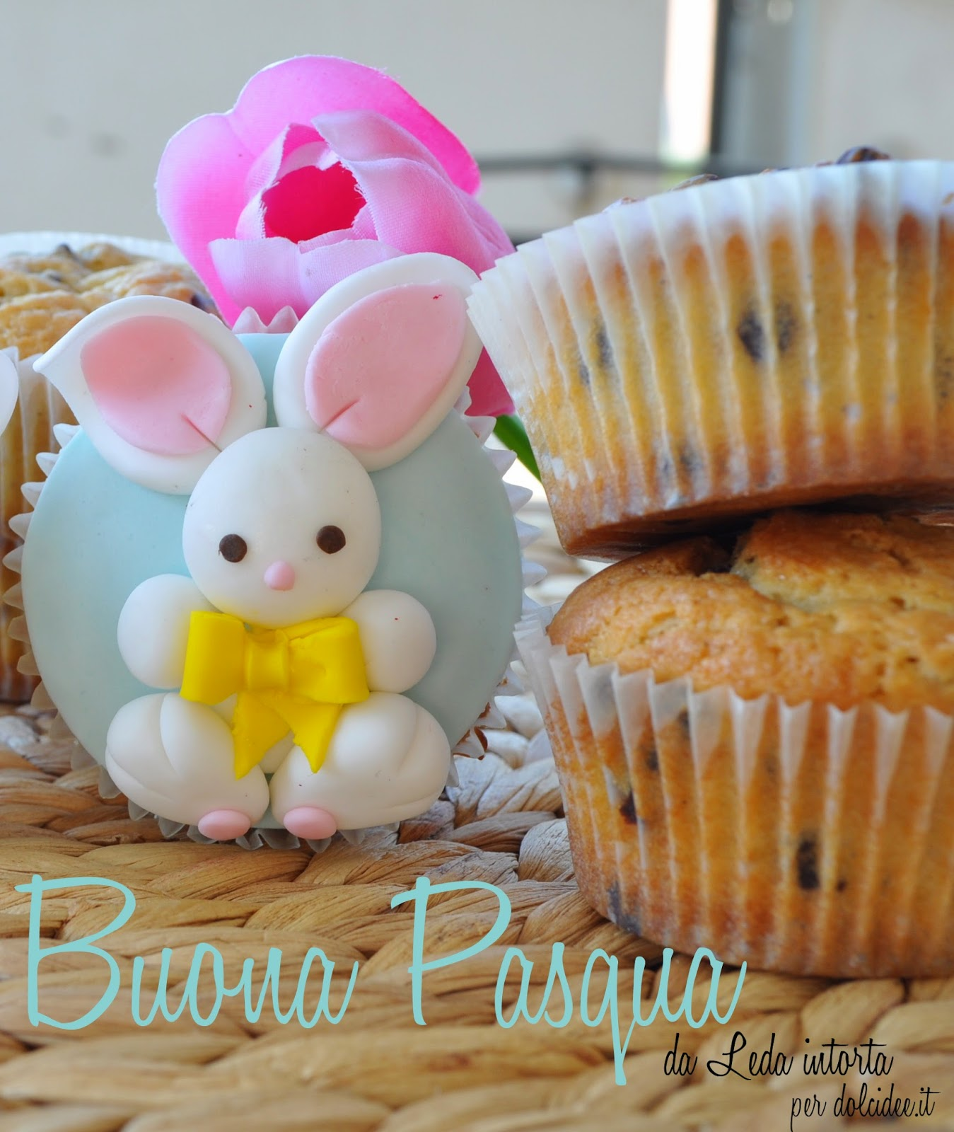 Leda intorta, dolci di Pasqua, tutorial cake design, dolcidee.it