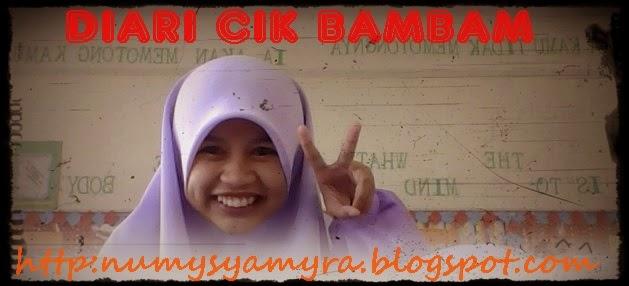 |DIARI ONLINE CIK BAMBAM|