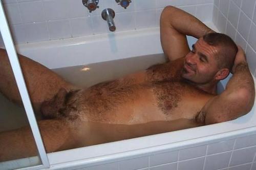 Randy Barnes Hairy
