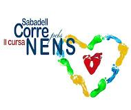 II CURSA SABADELL CORRE PELS NENS 2017