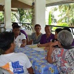 Workshop for Barangay Leaders
