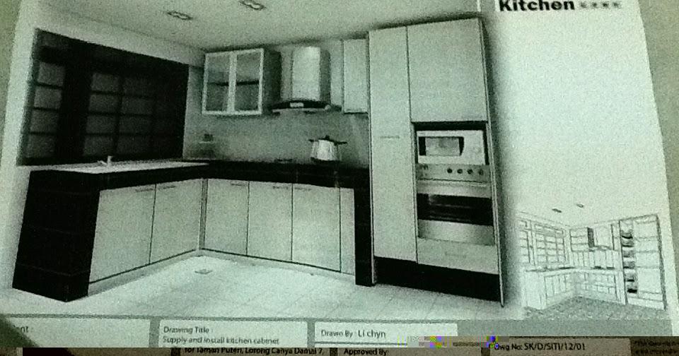 it 39 s my life my story lukisan 3d dapur rumah