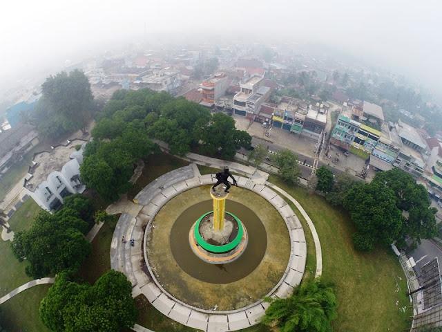 BNPB : Udara Riau dan Jambi Makin Membaik