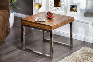masívny nabytok, stolik z dreva, dreveny nabytok