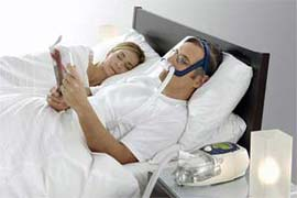 Treatment for sleep apnea in adults