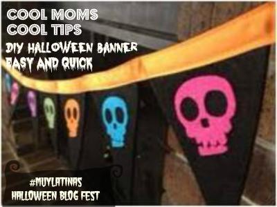 cool moms cool tips #MiuLatinas halloween banner