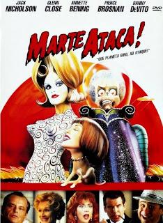 Marte Ataca! - Dublado - 1996