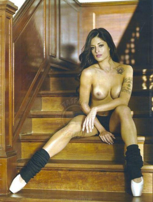 Playboy Aline Riscado